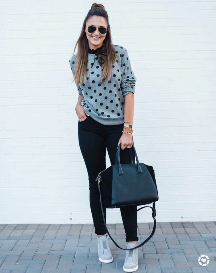 Work to weekend transitional dressing