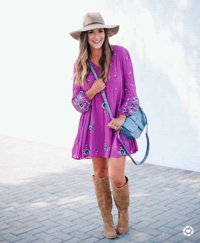Free People Swing Dress For Fall