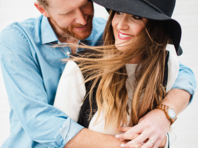 Meet My Husband + Fall Style for Him & Her