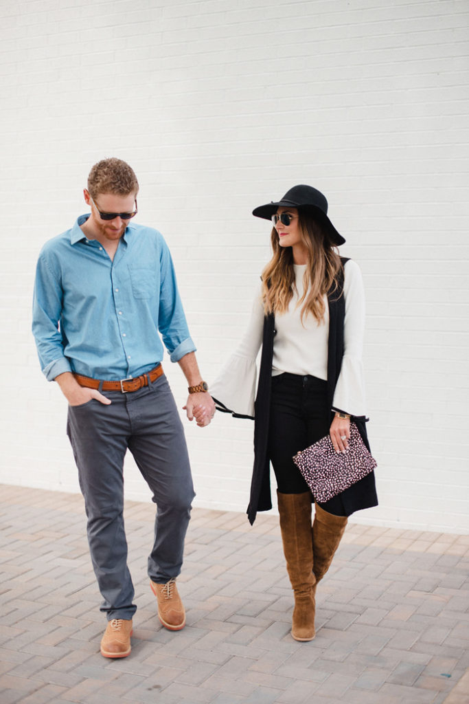 His and hers Fall fashion ideas