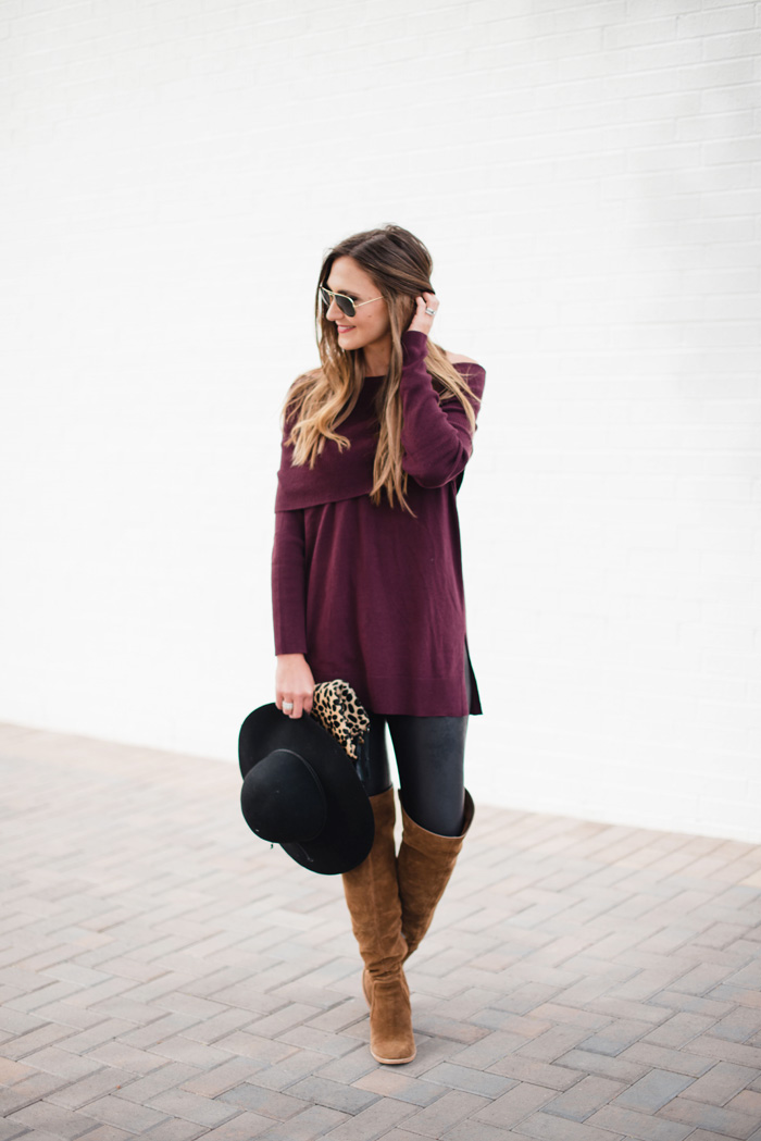 Lightweight sweater for Fall styled two ways with Nordstrom | Cute Fall Sweater Styled Two Ways featured by popular Dallas fashion blogger Style Your Senses