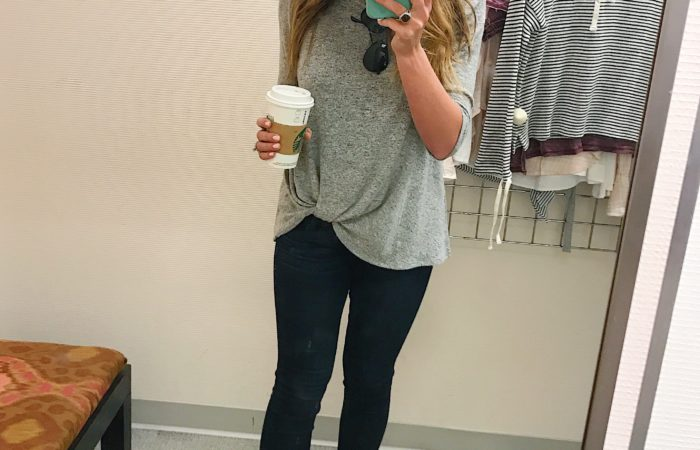 Recent Fall Finds + Try On's