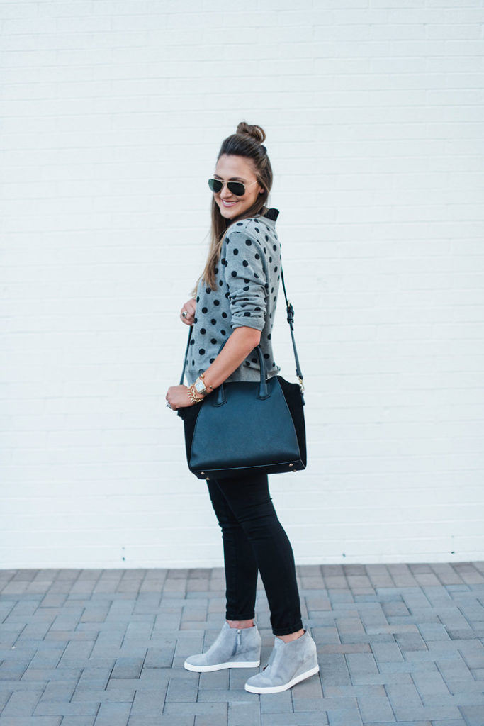Fall wardrobe ideas that transition from work to weekend