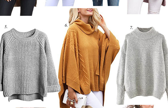10 Sweaters to Buy from Amazon