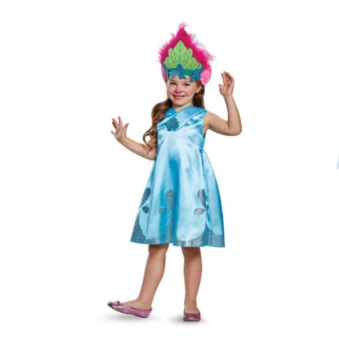 Trolls Halloween Costume