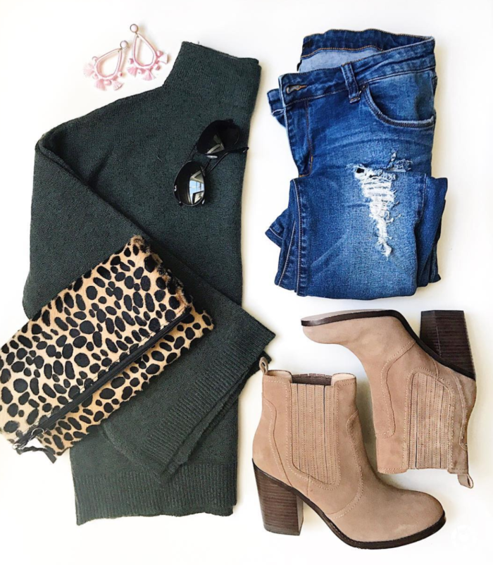 Easy and relatable Fall style