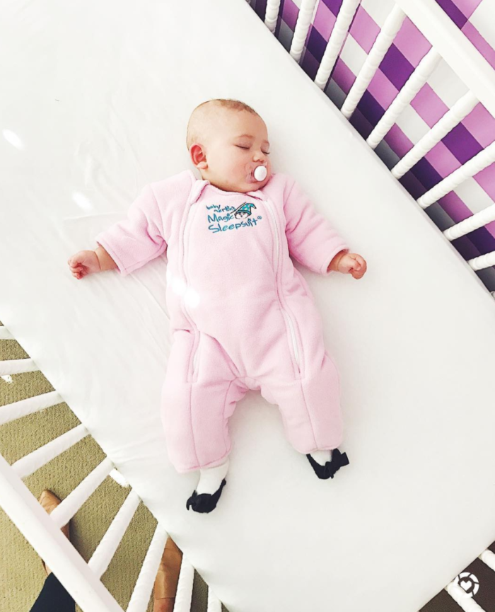 Merlins Magic Sleep Suit