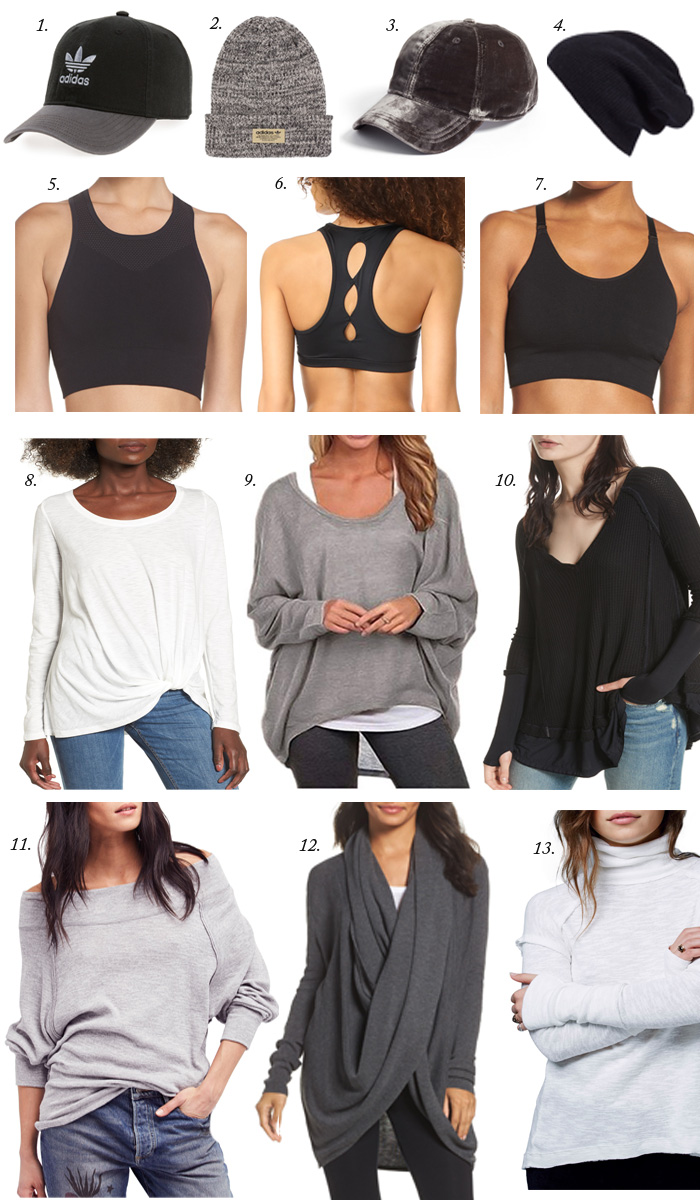 Athleisure Capsule Wardrobe featured by popular Dallas fashion blogger, Style Your Senses