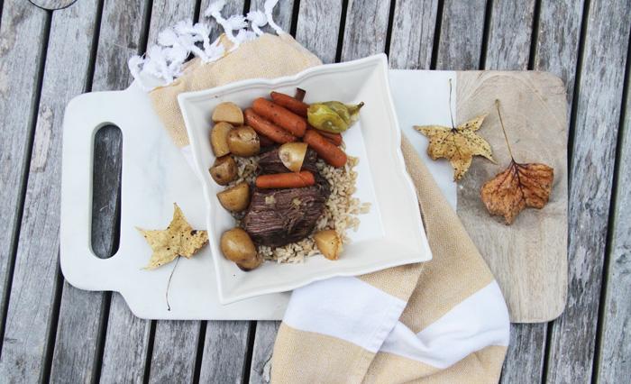 Crock Pot Mississippi Roast Recipe
