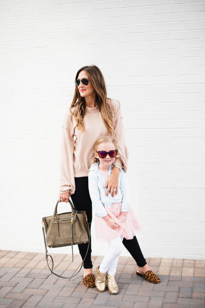 Mommy and Me Fall Style