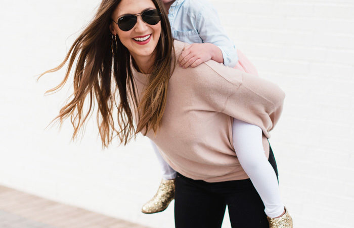 Mommy + Me Fall Style