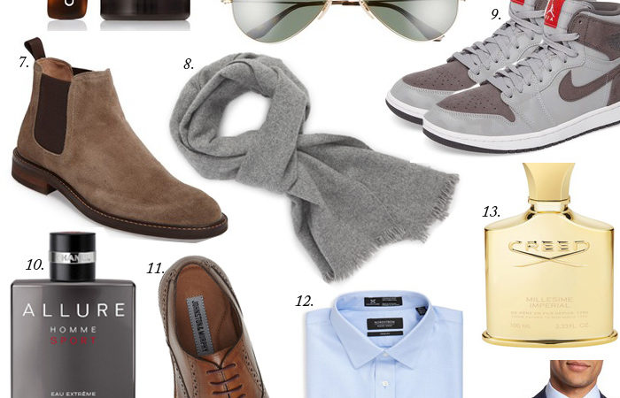 Holiday Gift Guide For Men 2