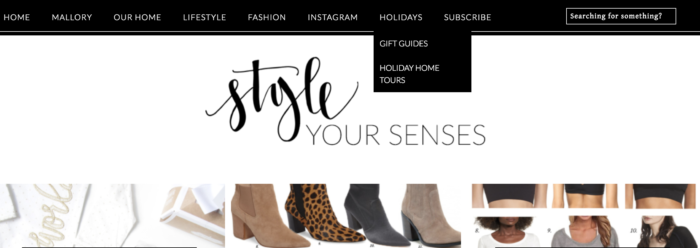 Holiday Gift Guide Style Your Senses