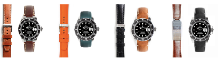 Everest Bands for Rolex Watches