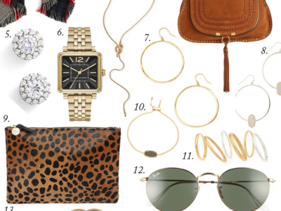Fall Accessories Edit