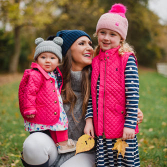 Mommy and Me Fall Style With Joules (+ Big Discounts!)