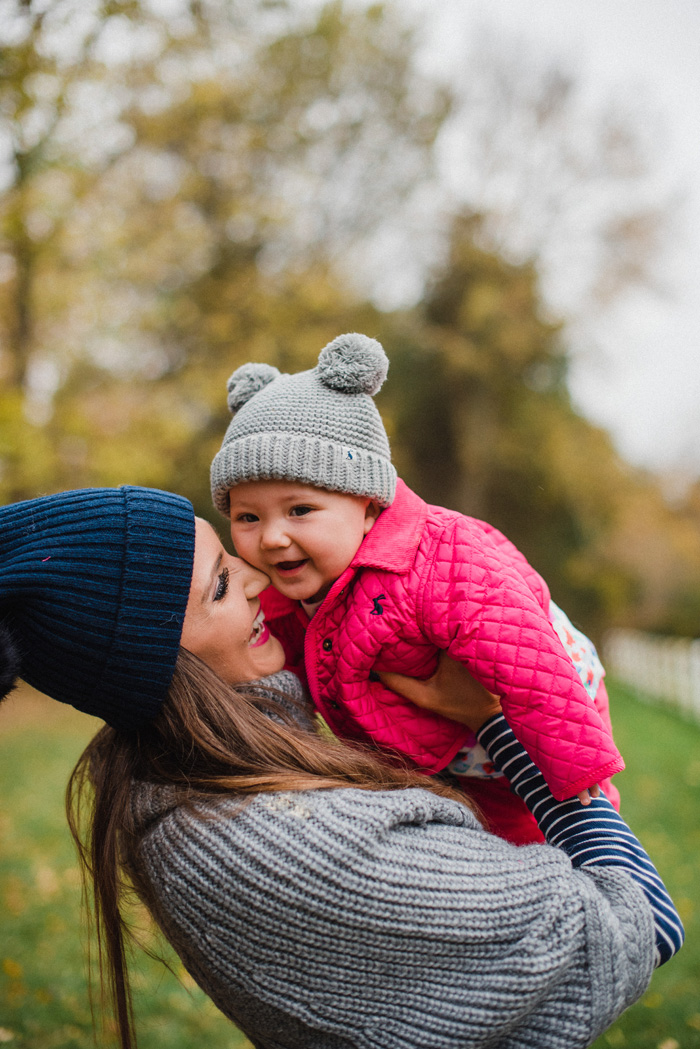 Mommy and me Fall outfits with Joules