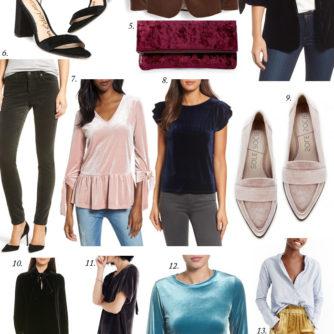 Trend to Try: Velvet