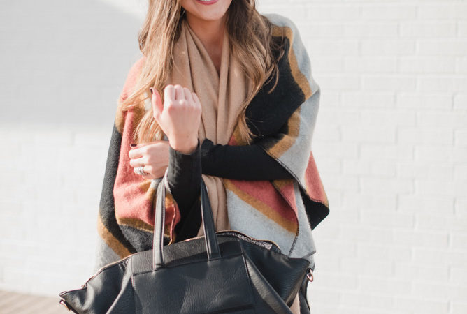 Cozy Holiday Travel Outfit Ideas + Our Holiday Travel Plans + Tips