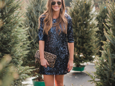 Festive New Year's Eve Looks by Heidi Klum for Lidl