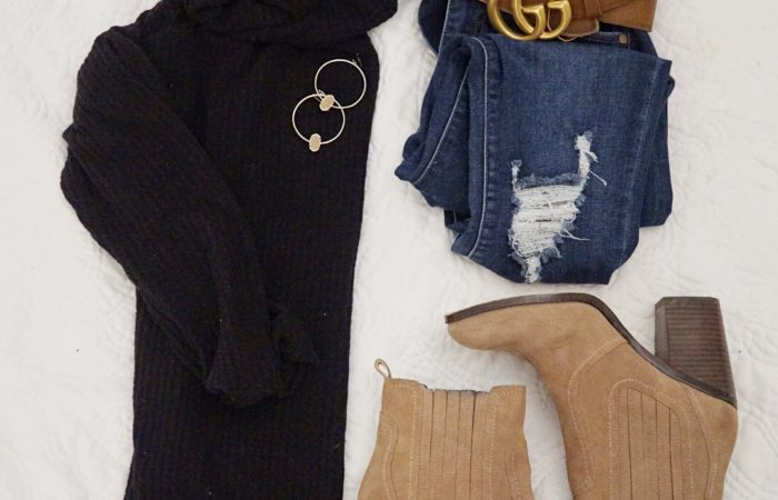 What I Packed | Winter Capsule Wardrobe