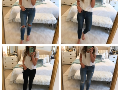 Denim Fit Review for Real Women!