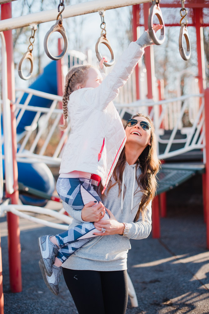 mommy and me style in zella