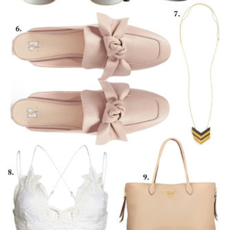 Spring Accessory Report to Beat the Winter Blues