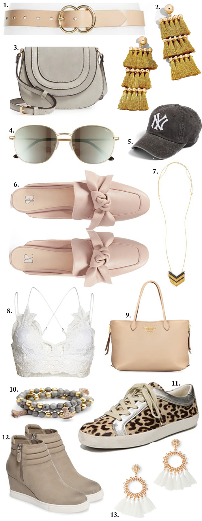Spring Accessory Report