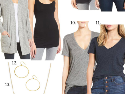 Back to Basics | Basic Pieces That Will Work Overtime in Your Closet