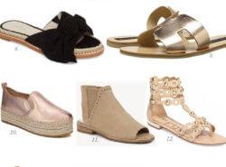 Spring Shoe Trend Edit