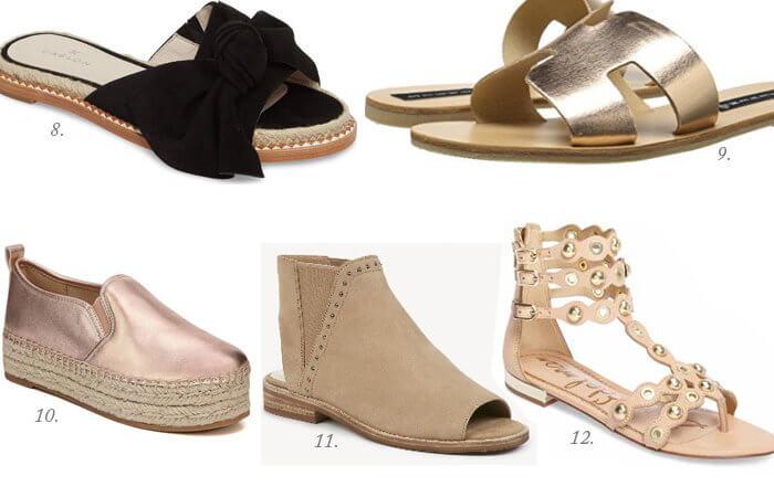 Pre-Spring Shoe Edit!