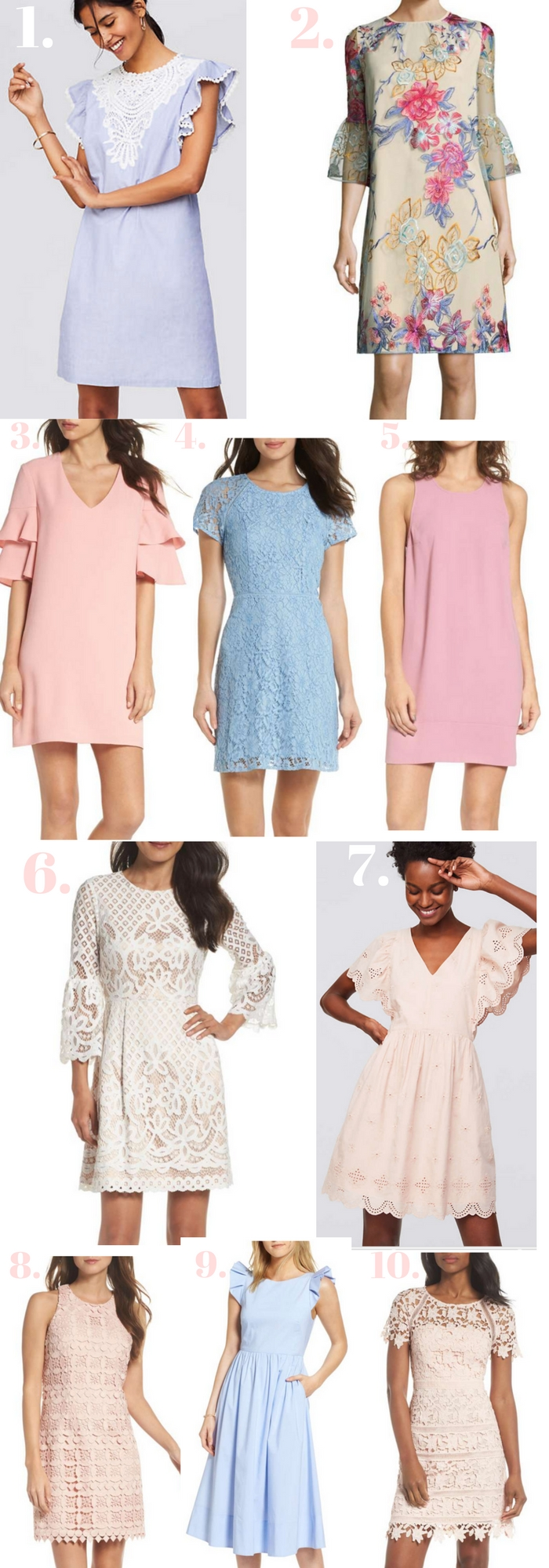 The best Spring Dresses | Easter Dresses