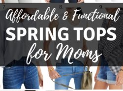 Affordable Spring Tops