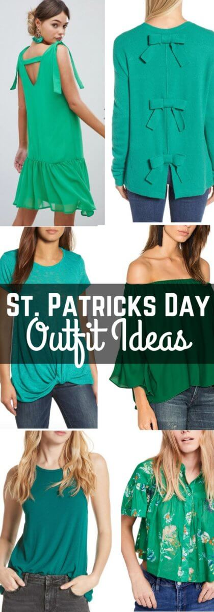 St patricks day outfit ideas what to wear for