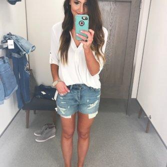 The Best Denim Shorts