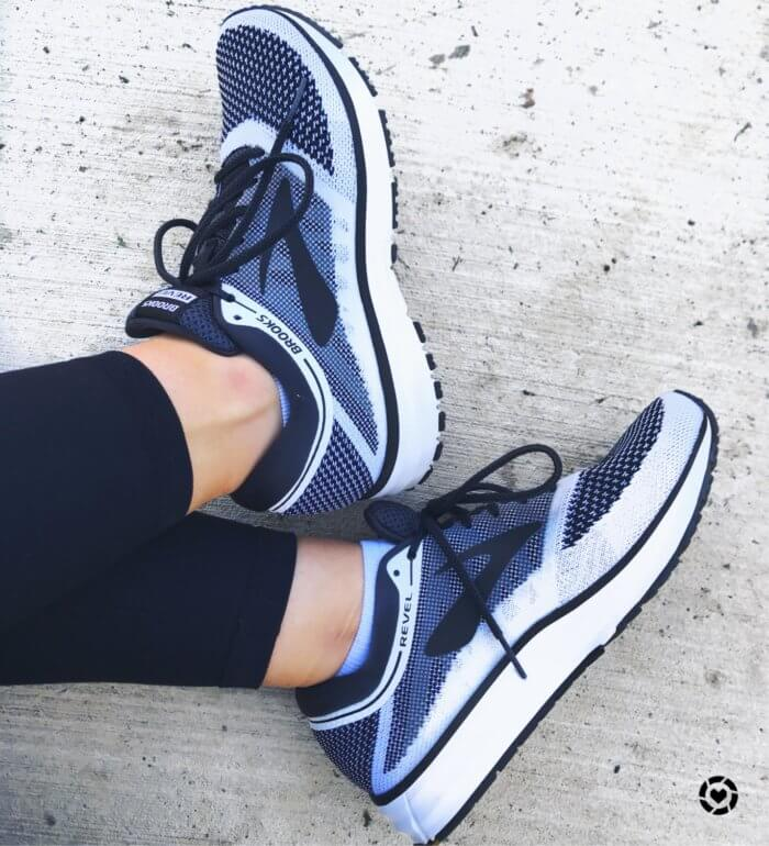Brooks Running Shoes - 10 Top Purchases for April featured by popular Texas fashion blogger, Style Your Senses