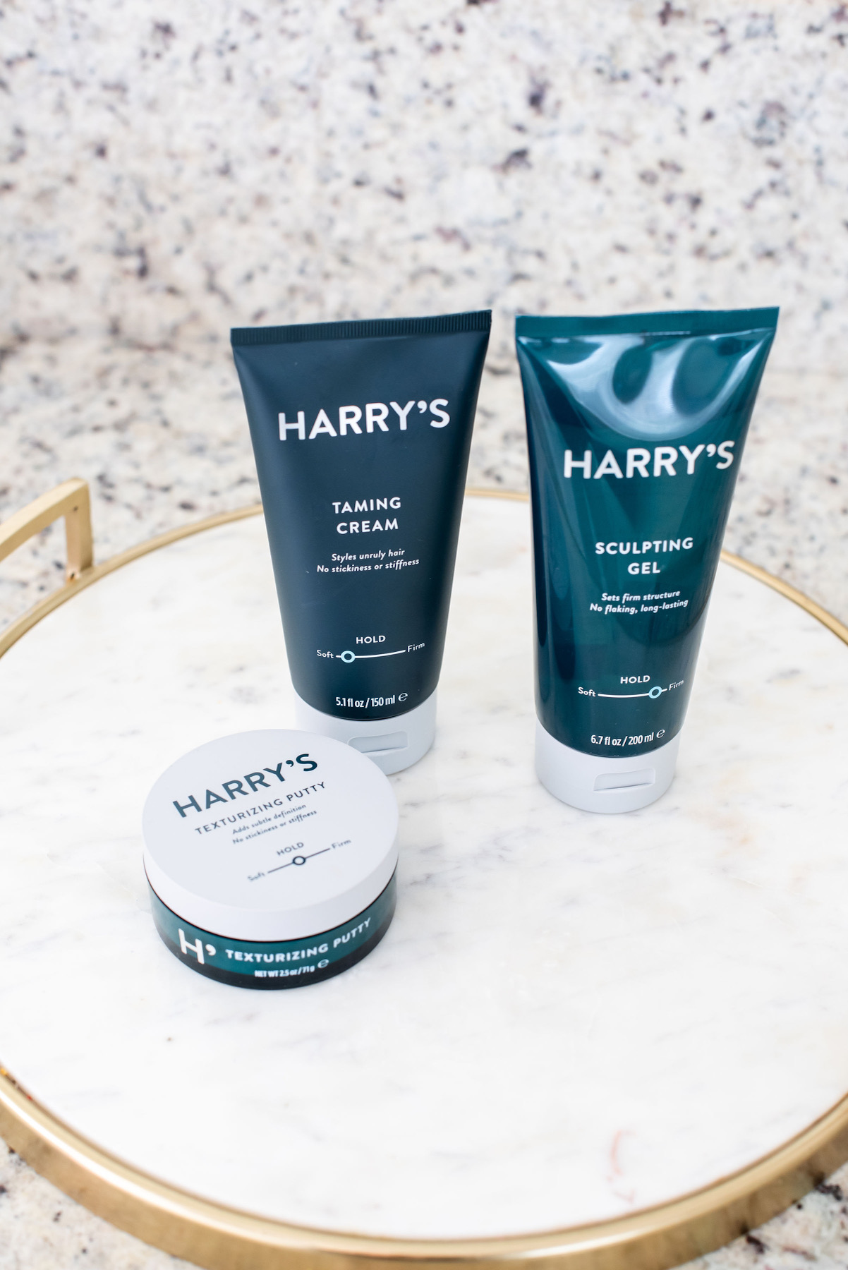 Harry's Hair Products for Men | Style Your Senses