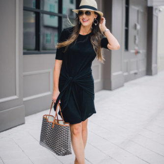 A Little Black Dress That You Can Take From Work to Weekend