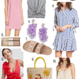 May Spring Fashion Favorites Under $50