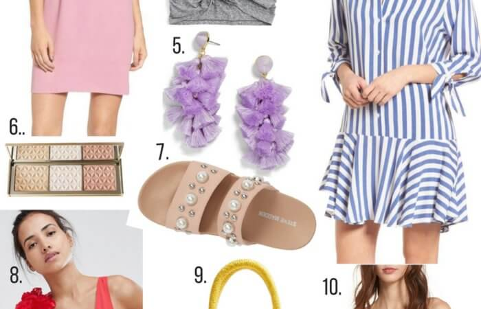 Spring fashion Favorites Under $50 featured by popular Texas fashion blogger, Style Your Senses