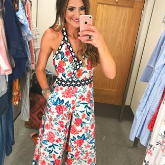 Try On Session / Nordstrom Summer + Spring