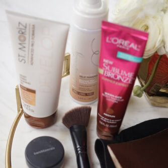 Best Self Tanner Tips | Self Tanner Application