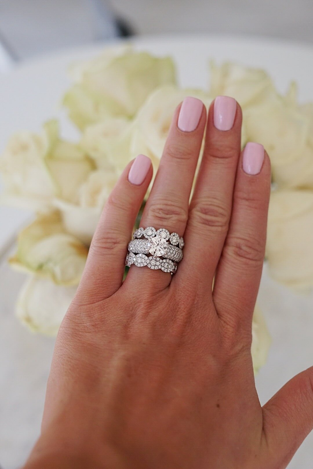 wedding bands from Diamonds Direct