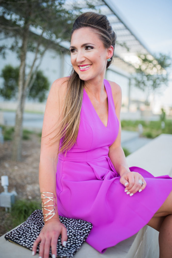 A Summer Wedding Guest Outfit With Trunk Club featured by popular Texas fashion blogger, Style Your Senses