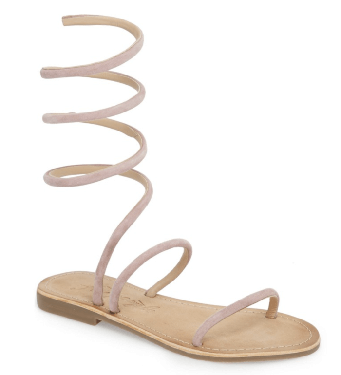 FREE PEOPLE GLADIATOR SANDAL