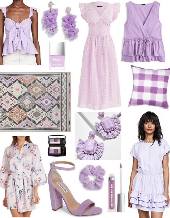 Color Crush | Light Lavender featured by popular Texas fashion blogger, Style Your Senses