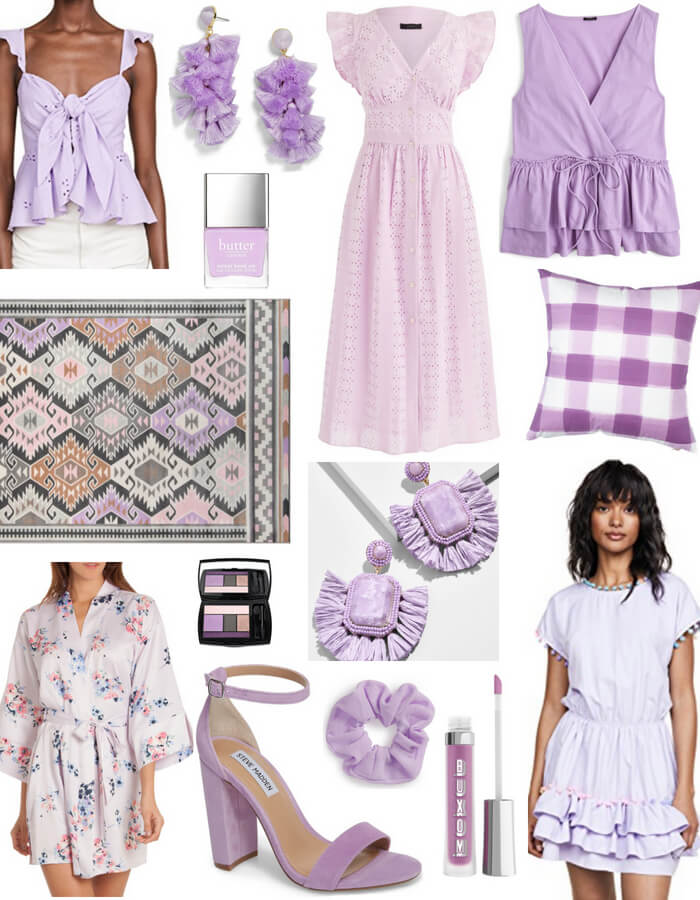 Color Crush: Light Lavender