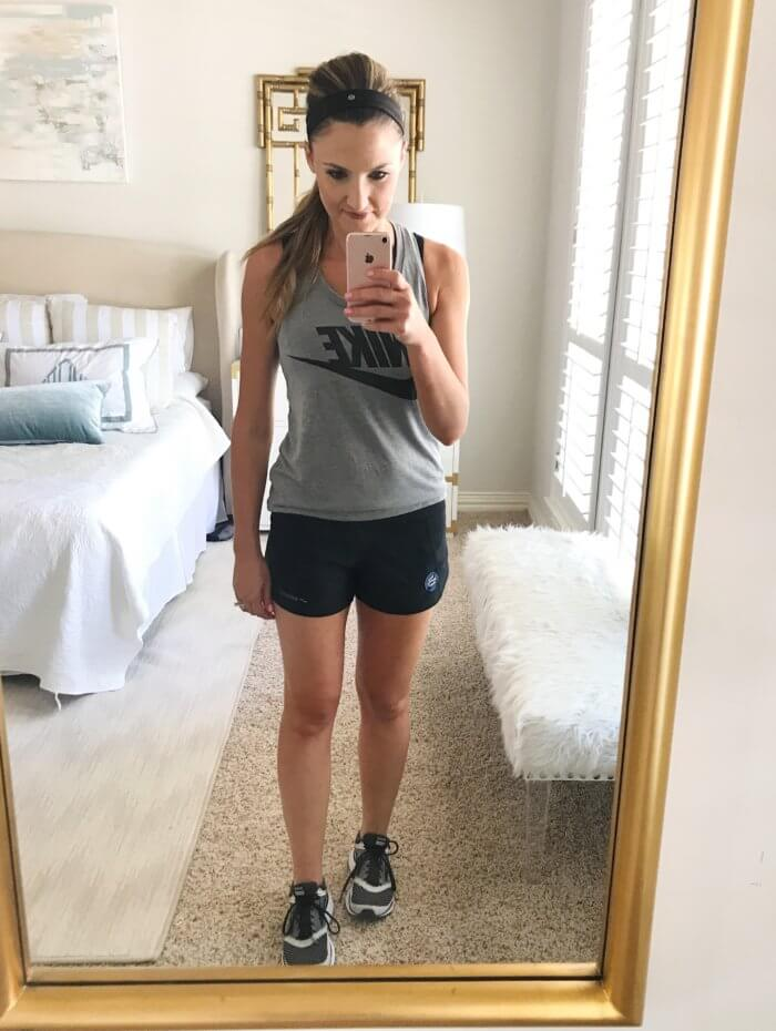 The Best Running Shorts for Women + Running Tips featured by popular Texas fashion blogger Style Your Senses