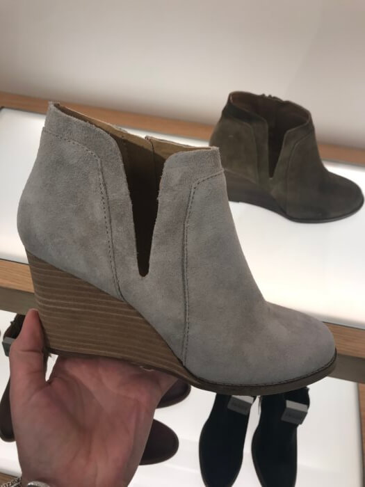 Nordstrom Anniversary Sale 2018 | Lucky Wedge Booties